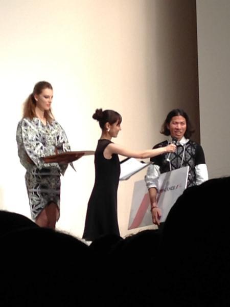 2013 Tokyo 新人デザイナーファッション大賞開催